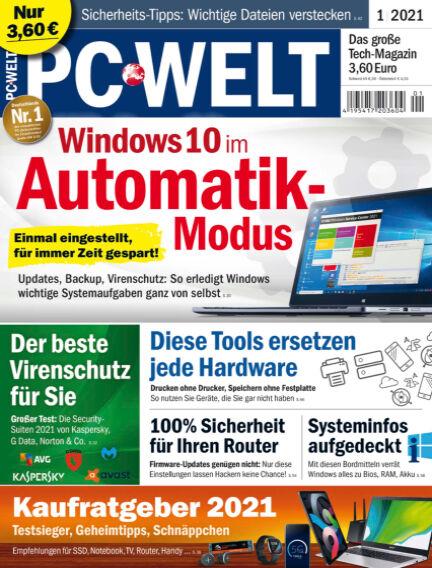PC-WELT November 27, 2020 00:00