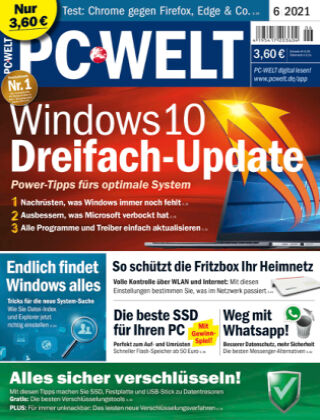 PC-WELT 06/2021