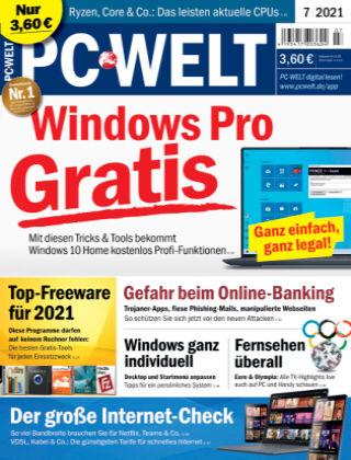 PC-WELT 07/2021