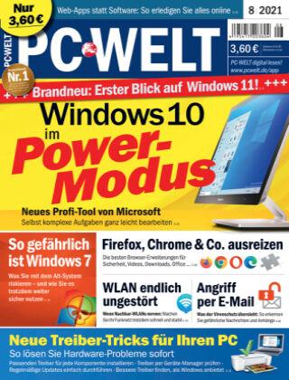 PC-WELT 08/2021
