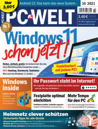 PC-WELT 10/2021