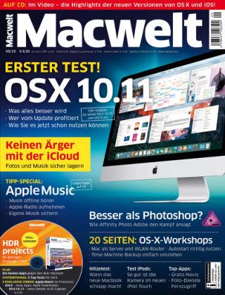 Macwelt (eingestellt) 09/15