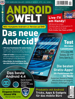 AndroidWelt 04/14