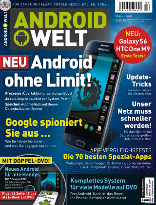 AndroidWelt 03/15