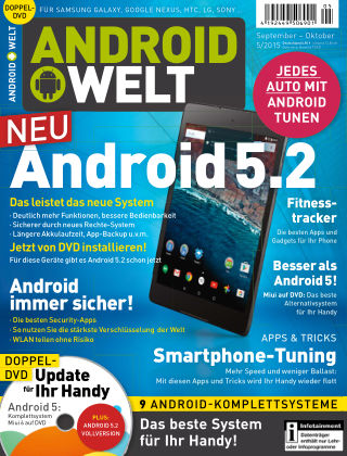 AndroidWelt 05/15