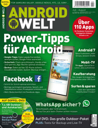 AndroidWelt 04/16