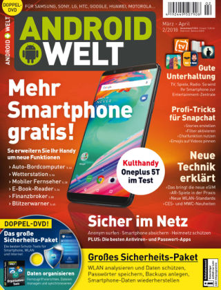 AndroidWelt 02/18