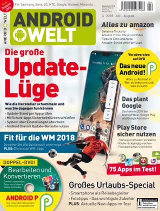 AndroidWelt 04/18