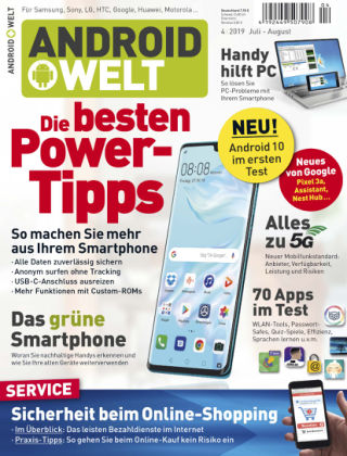 AndroidWelt 04/2019