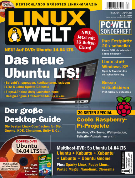 LinuxWelt May 30, 2014 00:00