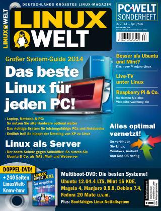LinuxWelt 03/14