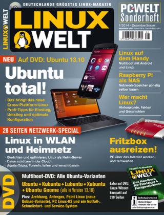 LinuxWelt 01/14