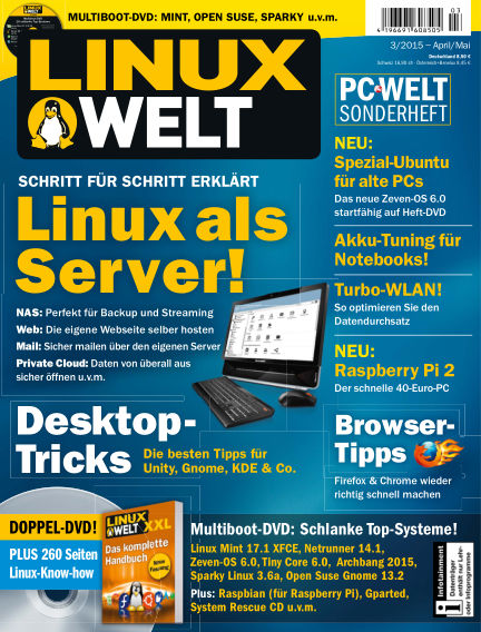 LinuxWelt March 27, 2015 00:00