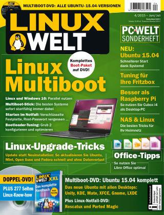 LinuxWelt 04/15