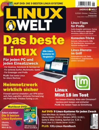 LinuxWelt 06/16