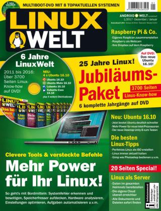 LinuxWelt 01/17