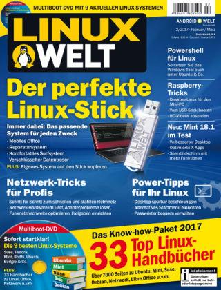 LinuxWelt 02/17