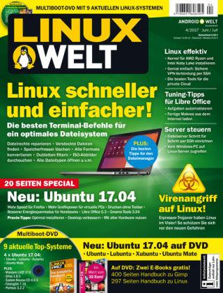 LinuxWelt 04/17