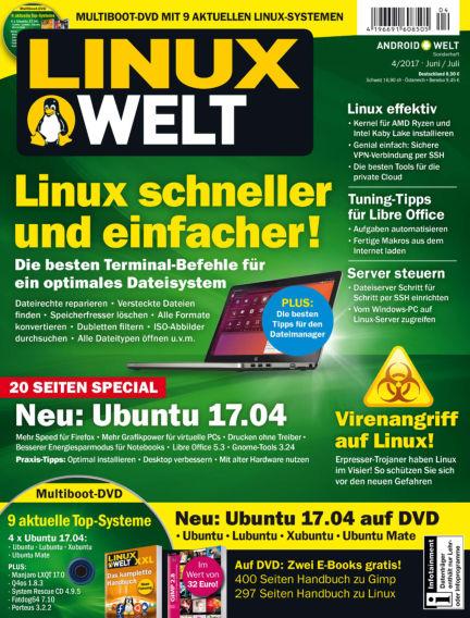 LinuxWelt May 26, 2017 00:00