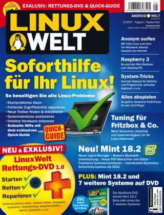 LinuxWelt 05/17