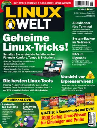 LinuxWelt 06/17
