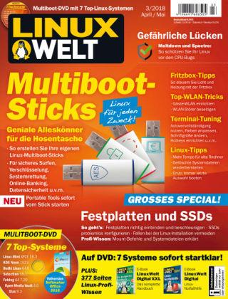 LinuxWelt 03/18