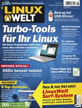 LinuxWelt 06/18