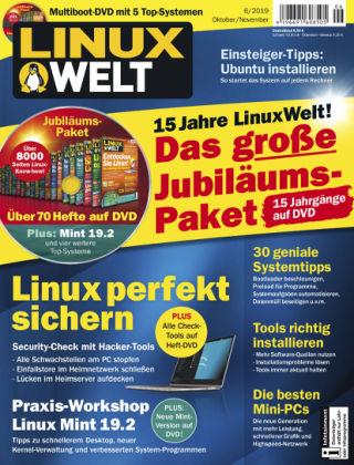 LinuxWelt 06/19