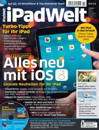iPadWelt (eingestellt) 04/14