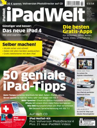 iPadWelt (eingestellt) 03/14