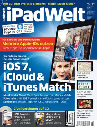 iPadWelt (eingestellt) 02/14