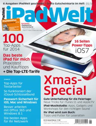 iPadWelt (eingestellt) 01/14