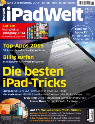 iPadWelt (eingestellt) 01/15