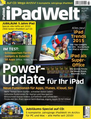 iPadWelt (eingestellt) 02/15