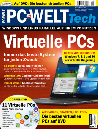 PC-WELT Sonderheft 01/16