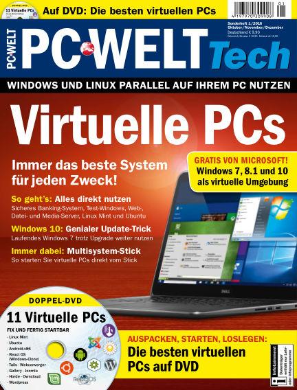 PC-WELT Sonderheft October 02, 2015 00:00