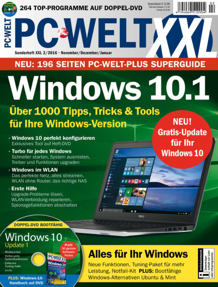 PC-WELT Sonderheft October 30, 2015 00:00
