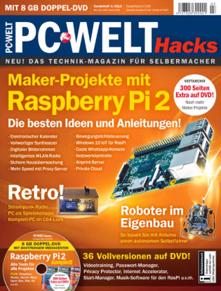 PC-WELT Sonderheft 03/16