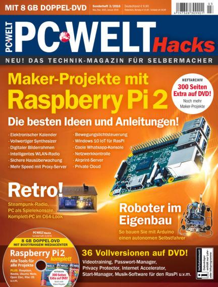 PC-WELT Sonderheft November 13, 2015 00:00