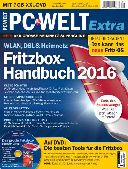 PC-WELT Sonderheft December 11, 2015 00:00