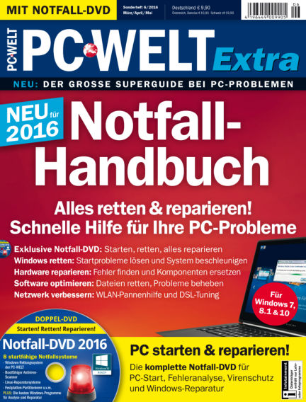 PC-WELT Sonderheft February 26, 2016 00:00