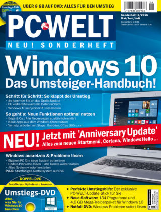 PC-WELT Sonderheft 08/16