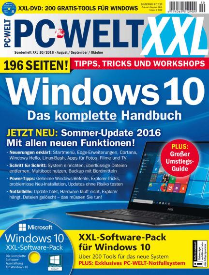 PC-WELT Sonderheft July 29, 2016 00:00