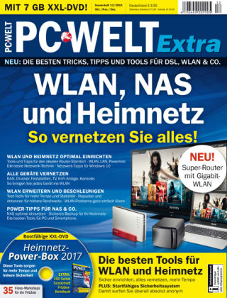 PC-WELT Sonderheft 12/16