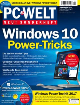 PC-WELT Sonderheft 04/17