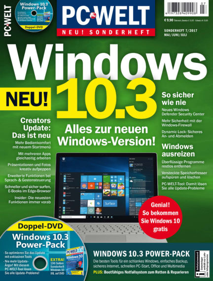 PC-WELT Sonderheft April 24, 2017 00:00