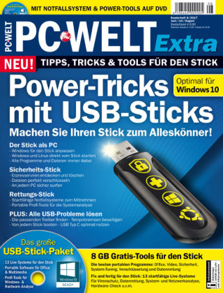 PC-WELT Sonderheft 08/2017