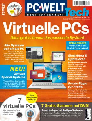 PC-WELT Sonderheft 07/18