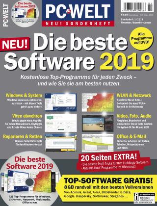 PC-WELT Sonderheft 01/19