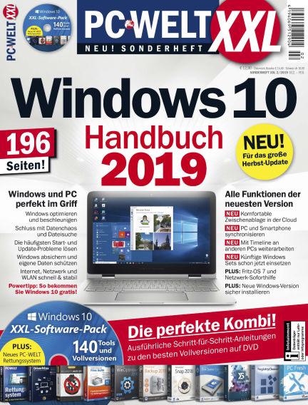 PC-WELT Sonderheft November 30, 2018 00:00